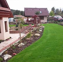 Realizace zahrad benešov